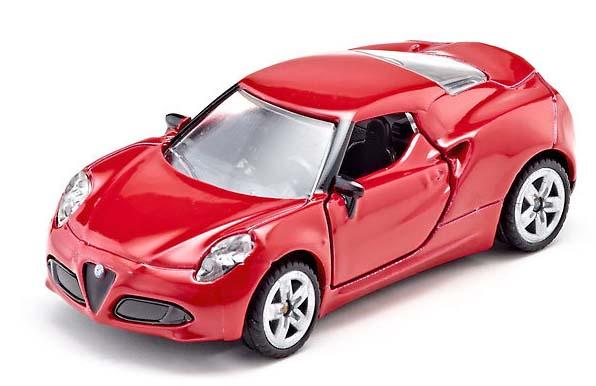 Купить Игрушечная модель - Alfa Romeo 4c, 1:55, Siku