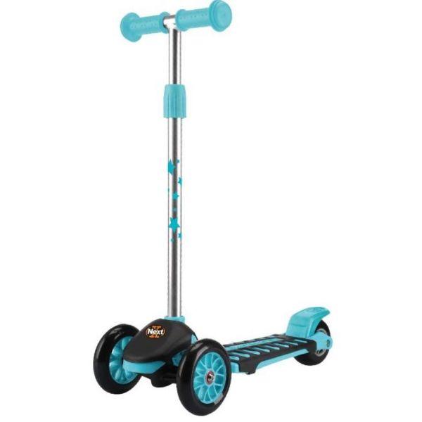 Трехколесный самокат с полиуретановыми колесами, нагрузка до 40 кгТрехколесные самокаты<br>Трехколесный самокат с полиуретановыми колесами, нагрузка до 40 кг<br>