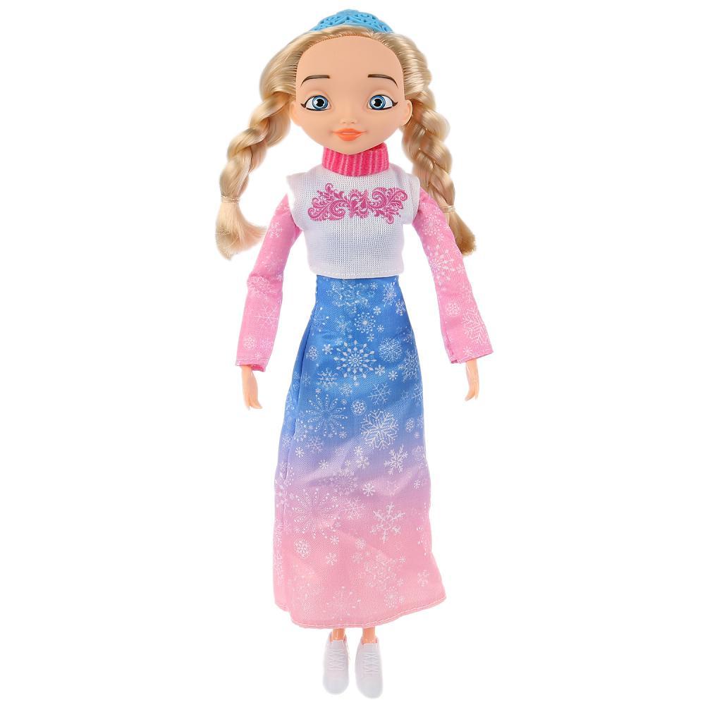 Купить Кукла Аленка из серии Царевны, 29 см., руки и ноги сгибаются, Карапуз