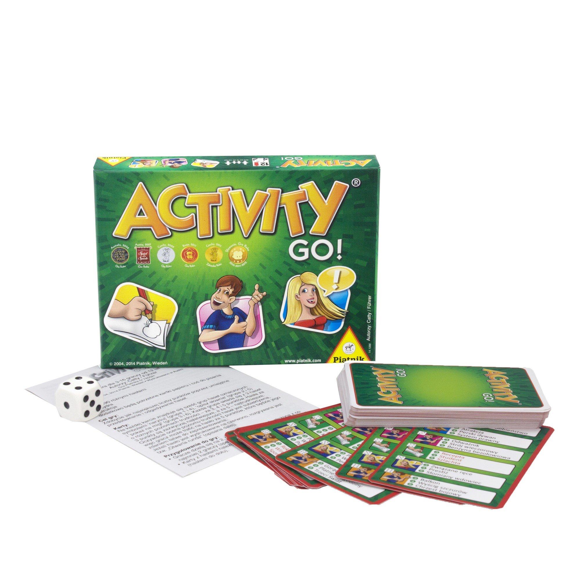 Игра настольная Activity ВпередИгры для компаний<br>Игра настольная Activity Вперед<br>