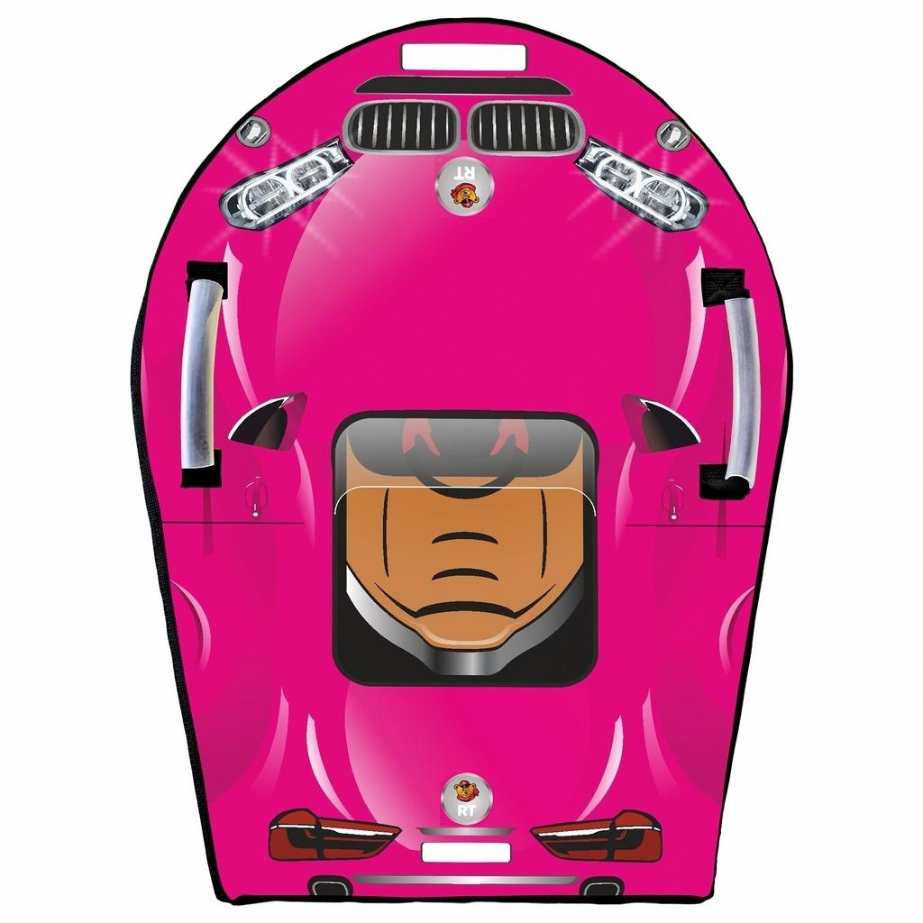 Ледянка Snow Auto LX6 розовыйВатрушки и ледянки<br>Ледянка Snow Auto LX6 розовый<br>