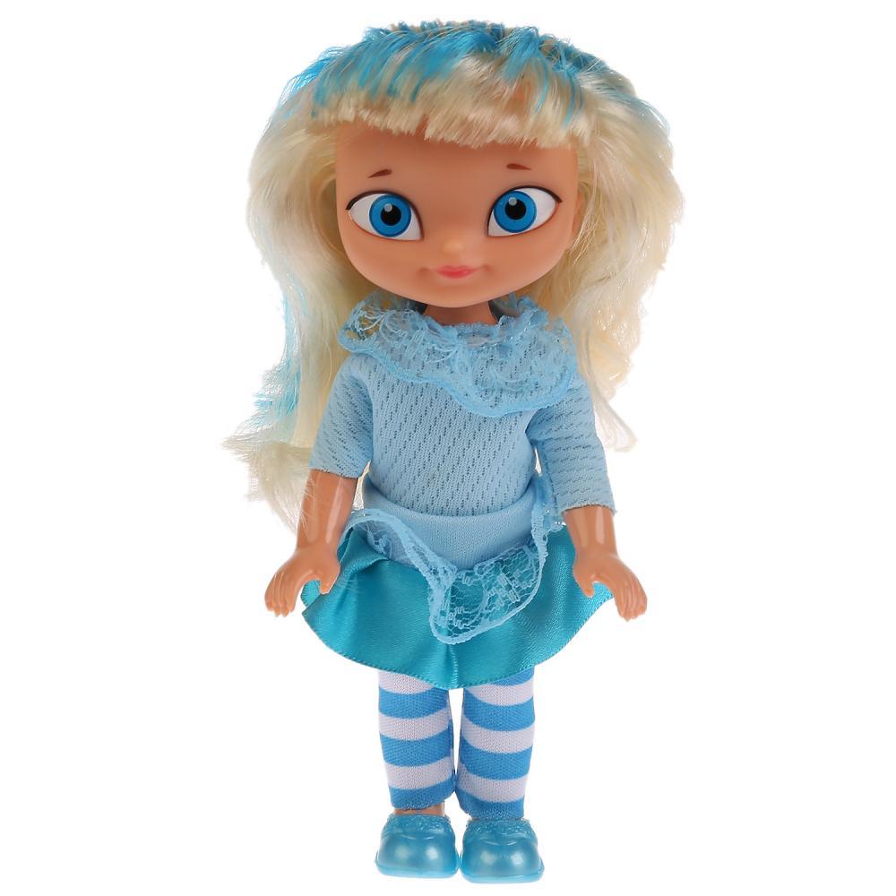 Купить Кукла Сказочный патруль - Снежка, 15 см, в блистере, Карапуз