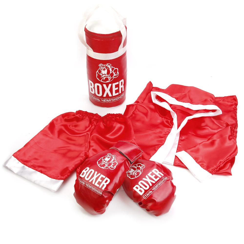 Купить Боксерский набор №1 в подарочной упаковке, Лидер