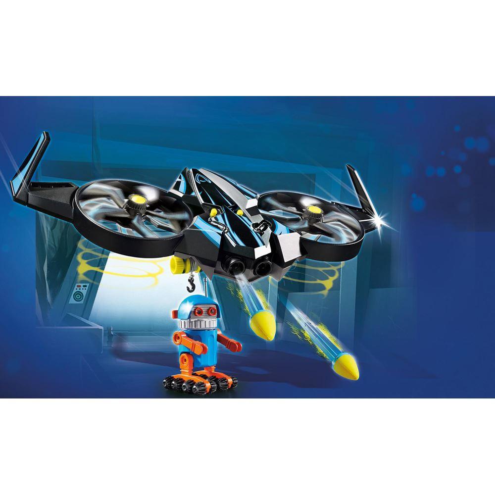Купить Игровой набор – Фильм: Роботирон с дроном, Playmobil