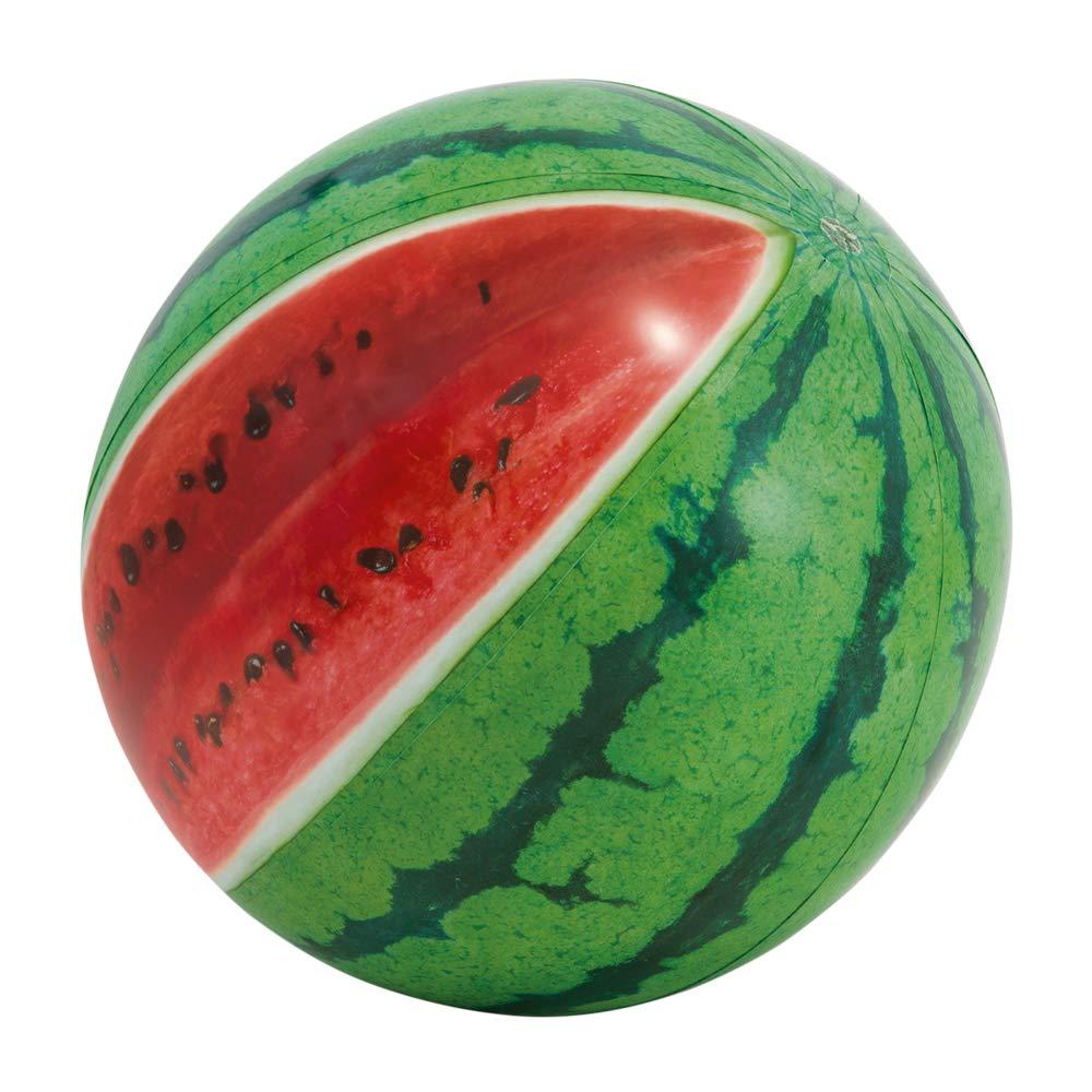 Надувной мяч - Арбуз 107 см., от 3 лет фото