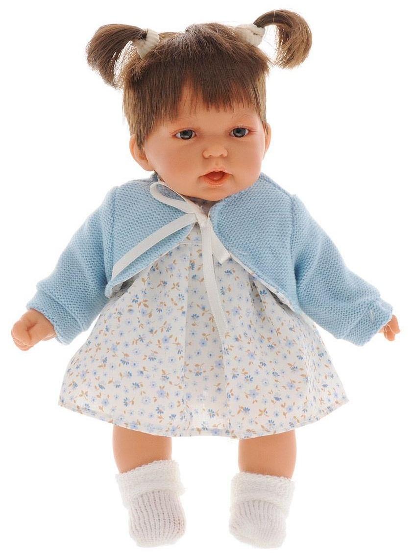 Кукла Элис в голубом, озвученная, 27 см. от Toyway