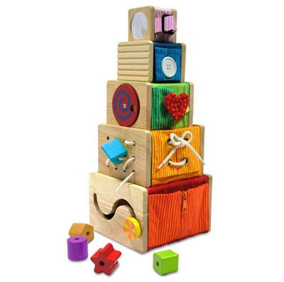Развивающие коробочки I'm Toy - Детские развивающие игрушки, артикул: 7756