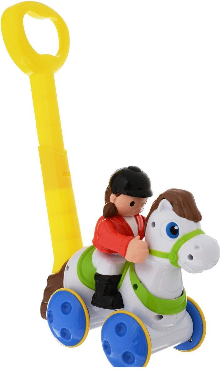 Каталка - Жокей на лошадке