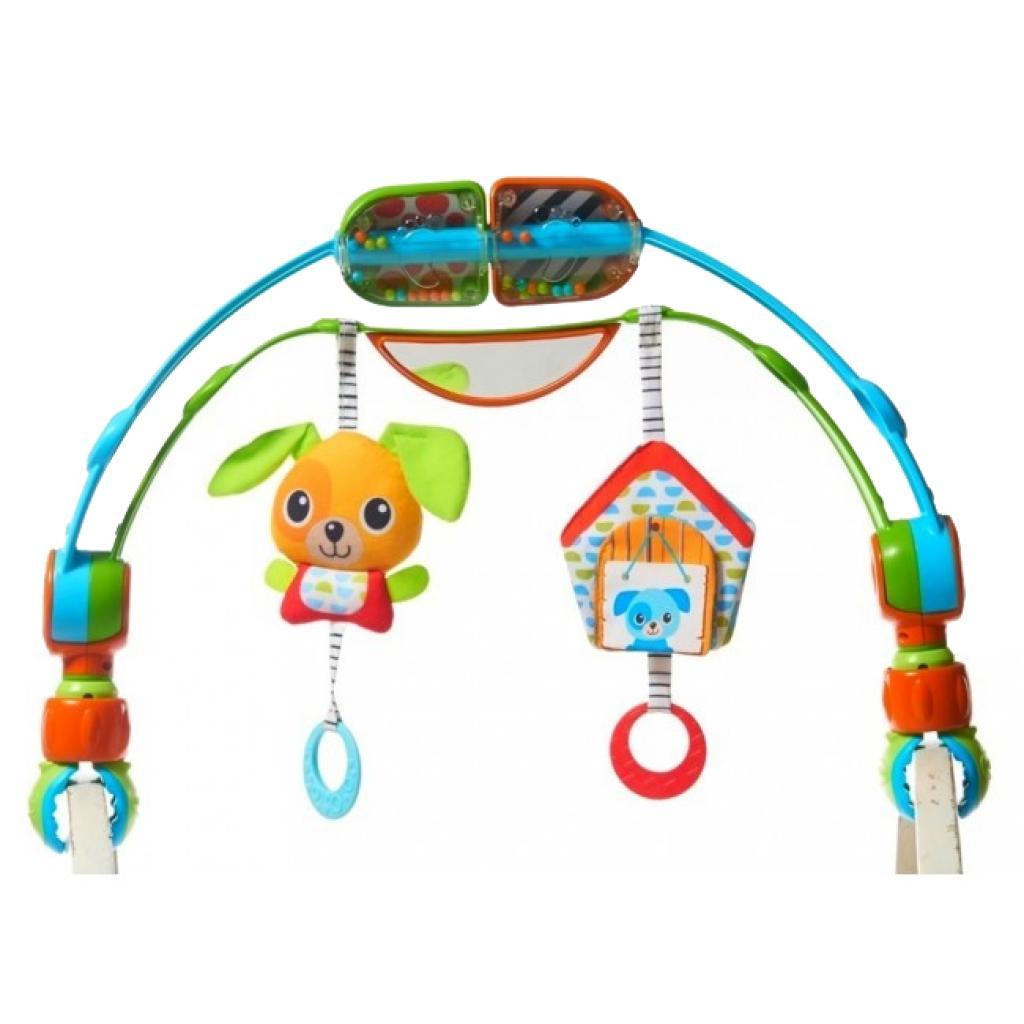 Дуга игровая для ручек и ножек - Развивающая дуга. Игрушки на коляску и кроватку, артикул: 147822