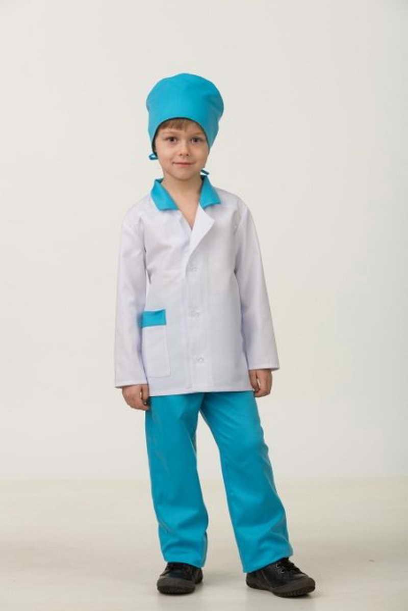 Купить Карнавальный костюм Врач из серии Профессии размер 134-68, Батик