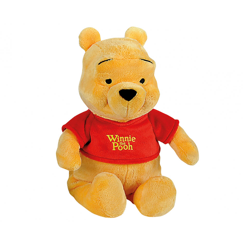 Мягкая игрушка Медвежонок Винни, 35 смМягкие игрушки Disney<br>Мягкая игрушка Медвежонок Винни, 35 см<br>