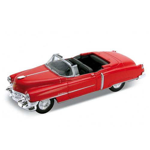 Винтажная машинка Cadillac Eldorado 1953, масштаб 1:34-39Cadillac<br>Винтажная машинка Cadillac Eldorado 1953, масштаб 1:34-39<br>