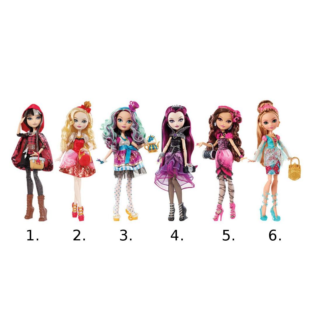 Кукла Ever After High из серии - Главные героиКуклы Ever After High и Monster High<br>Кукла Ever After High из серии - Главные герои<br>