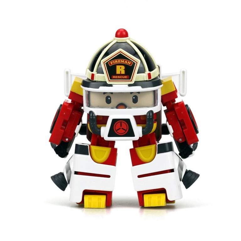 Рой трансформер, 10 см + костюм астронавтаИгрушки трансформеры<br>Рой трансформер, 10 см + костюм астронавта<br>