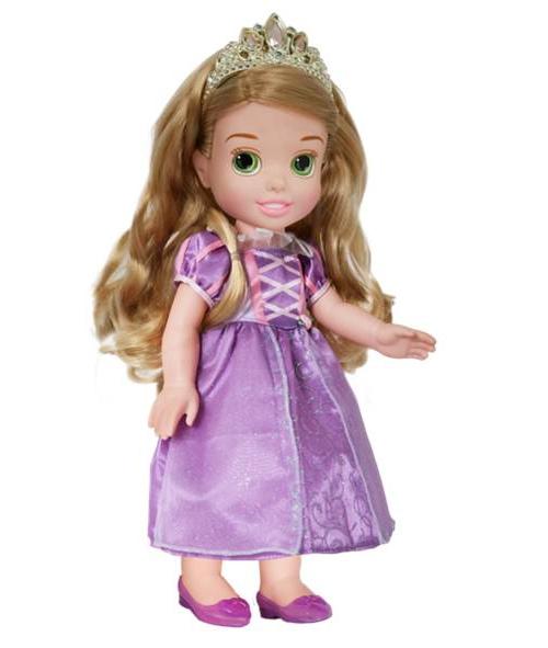 Кукла-малышка - Рапунцель серии Принцессы Дисней, Disney PrincessРапунцель<br>Кукла-малышка - Рапунцель серии Принцессы Дисней, Disney Princess<br>