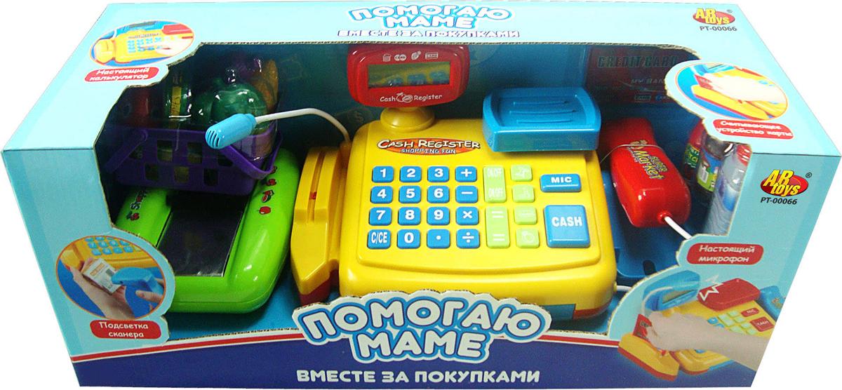 Детская касса со звуковыми эффектами и аксессуарамиДетская игрушка Касса. Магазин. Супермаркет<br>Детская касса со звуковыми эффектами и аксессуарами<br>