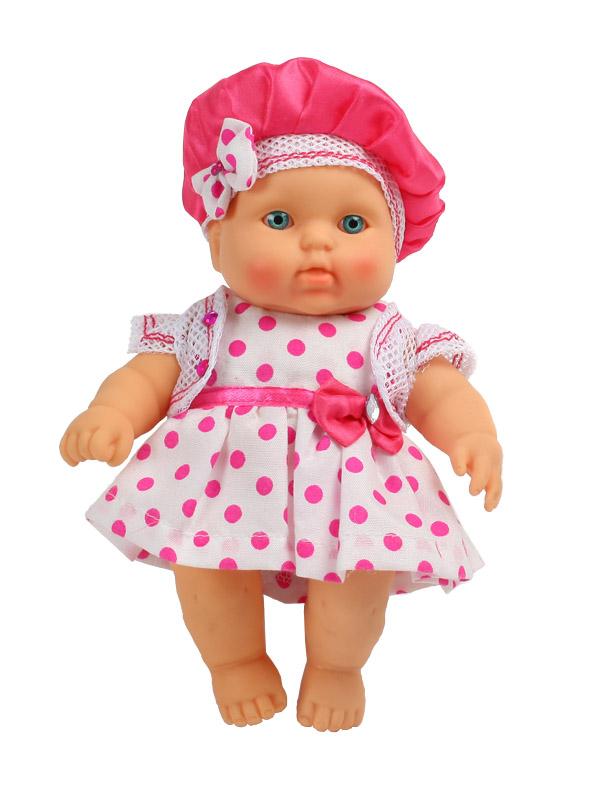Кукла Карапуз 14 девочка, 20смРусские куклы фабрики Весна<br>Кукла Карапуз 14 девочка, 20см<br>