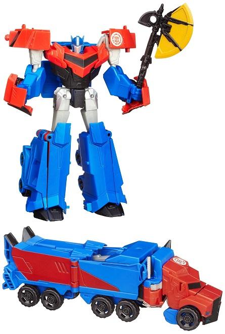 Трансформер Оптимус Прайм Optimus Prime