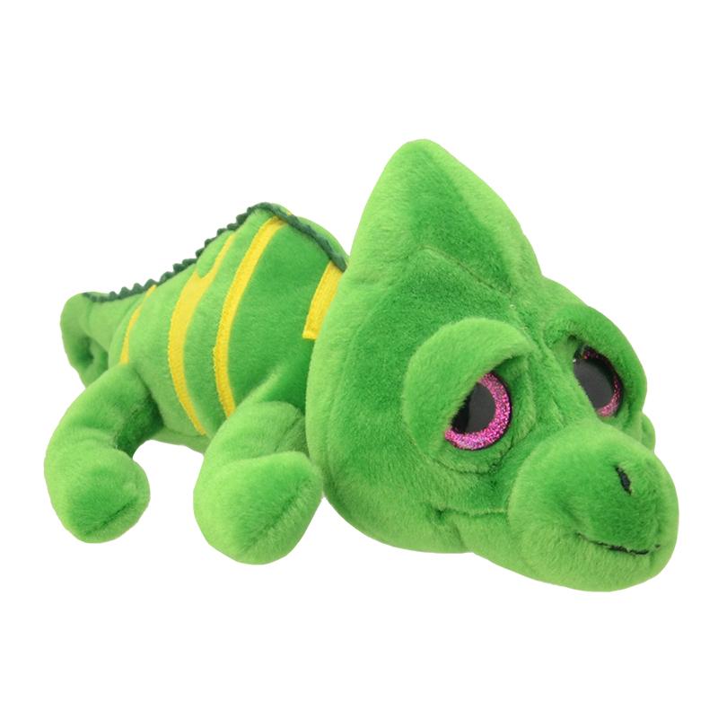 Мягкая игрушка - Хамелеон, 25 см фото