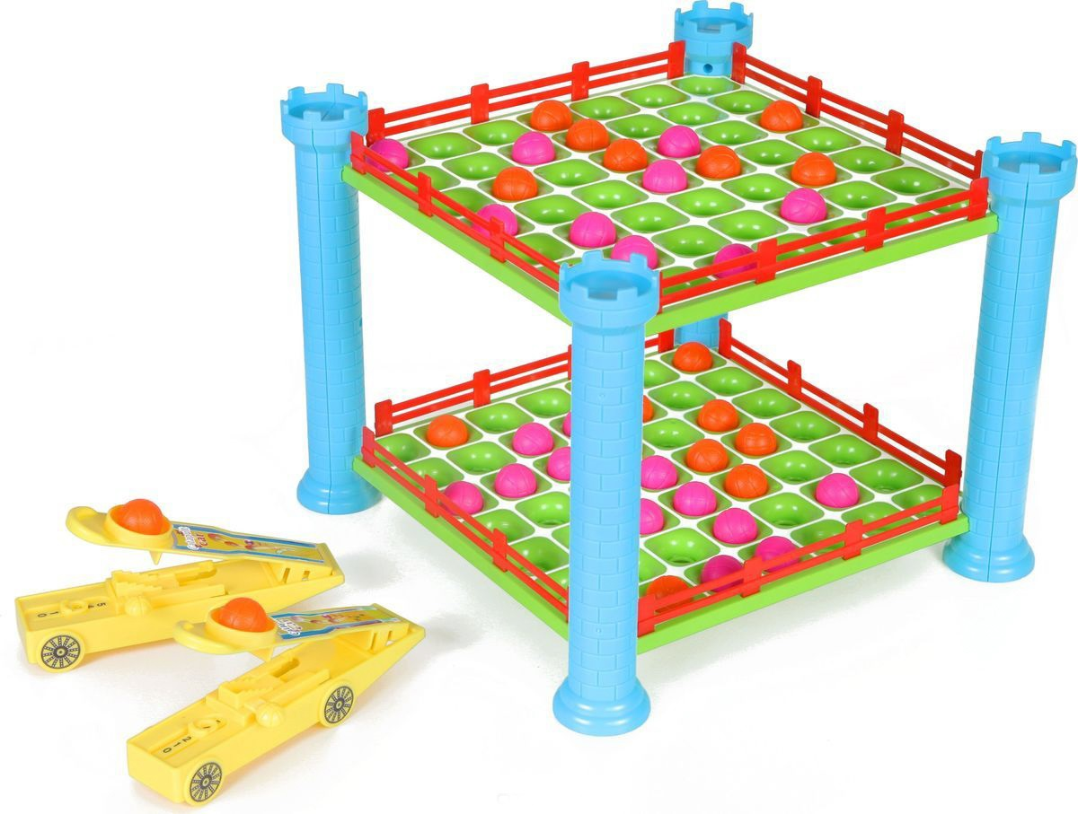 Настольная игра  Катапульта с шариками - Развивающие, артикул: 166162