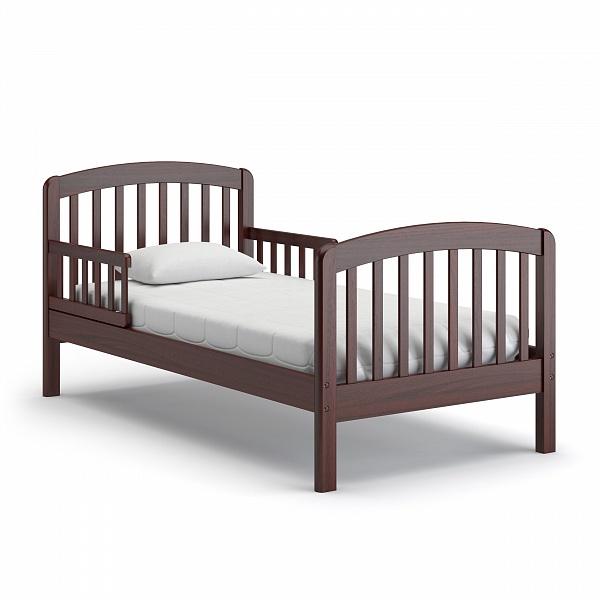 Подростковая кровать Nuovita Incanto, Mogano / МахагонДетские кровати и мягкая мебель<br>Подростковая кровать Nuovita Incanto, Mogano / Махагон<br>