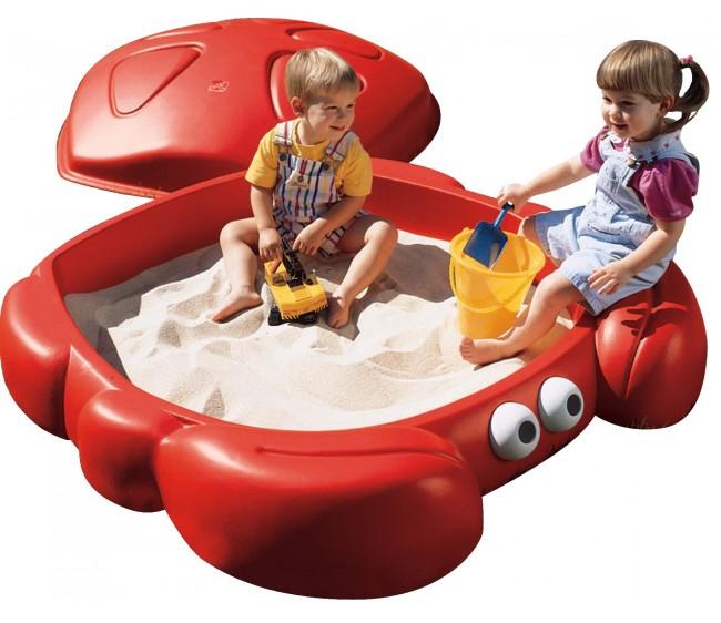 Песочница  Краб - Детские песочницы, артикул: 160710