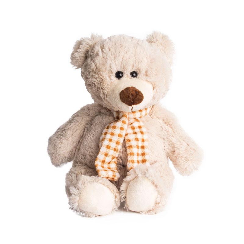 Купить Мягкая игрушка - Мишка Коля, 24 см., Button Blue