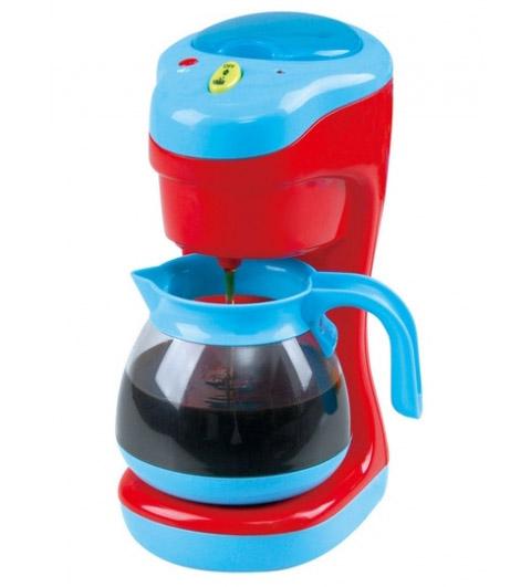Игровая электрокофеварка, свет и звукАксессуары и техника для детской кухни<br>Игровая электрокофеварка, свет и звук<br>
