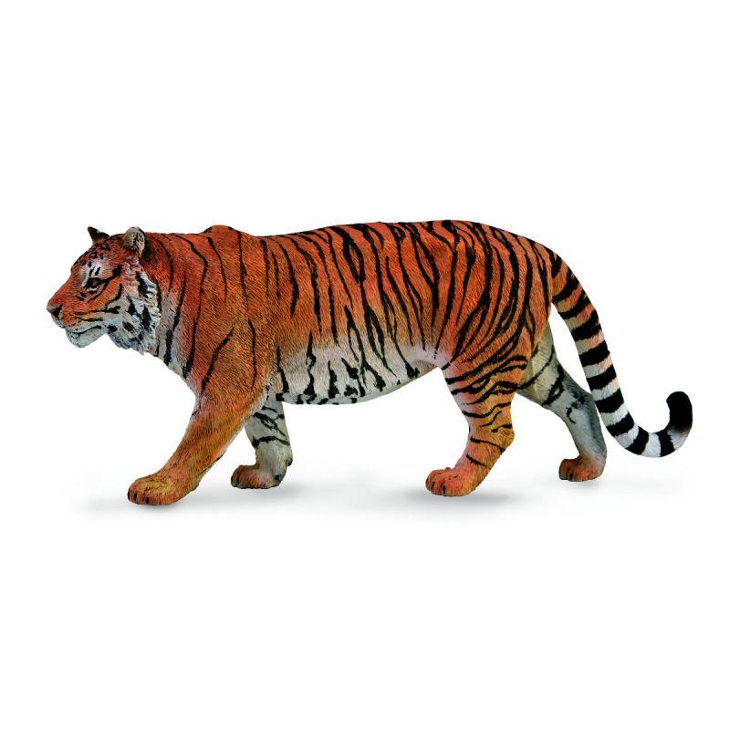 Фигурка  Сибирский тигр, размер XL - Фигурки животных, артикул: 167227