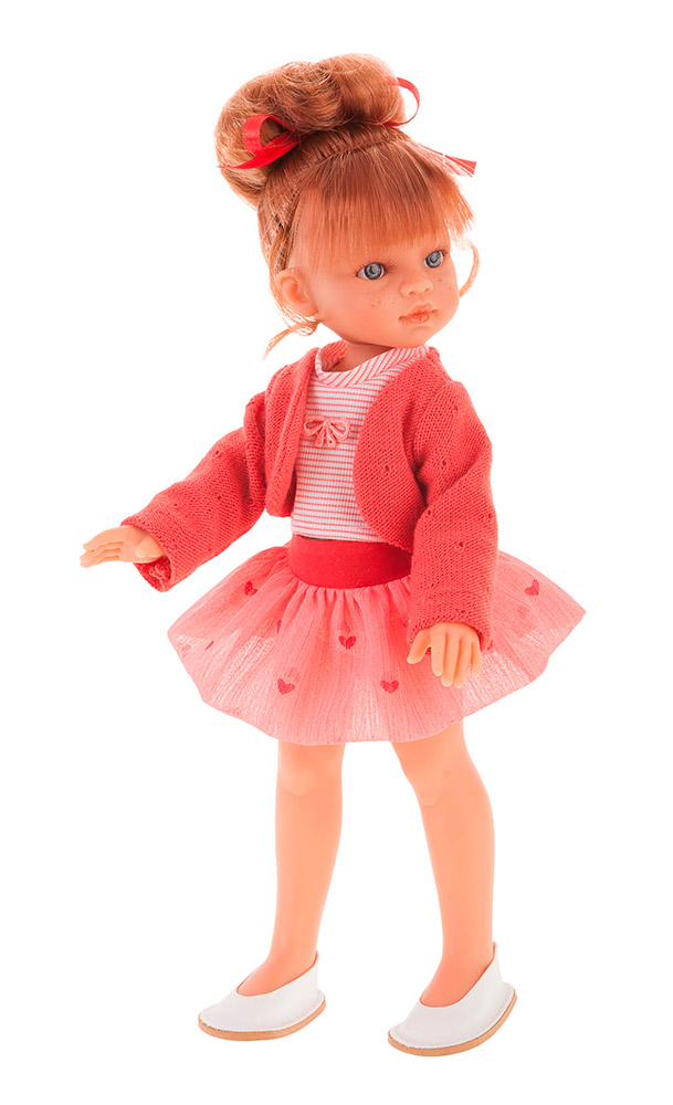Купить Кукла Кармен в красном, 33 см., Antonio Juan Munecas