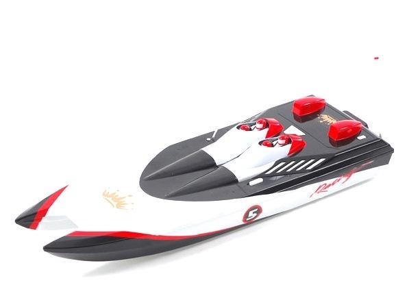 Радиоуправляемый скоростной катер Create Toys. Средний. от Toyway