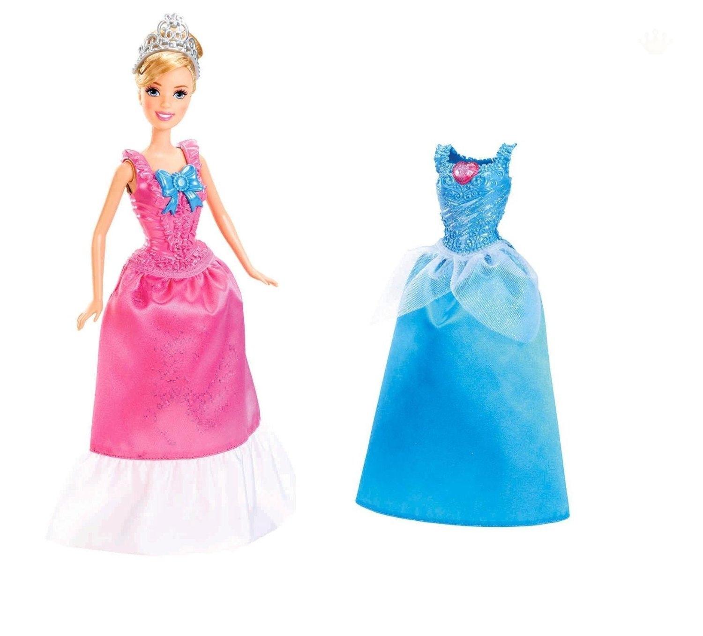 Кукла Золушка с дополнительным платьем MagiClip, 28 см.Золушка<br>Кукла Золушка с дополнительным платьем MagiClip, 28 см.<br>