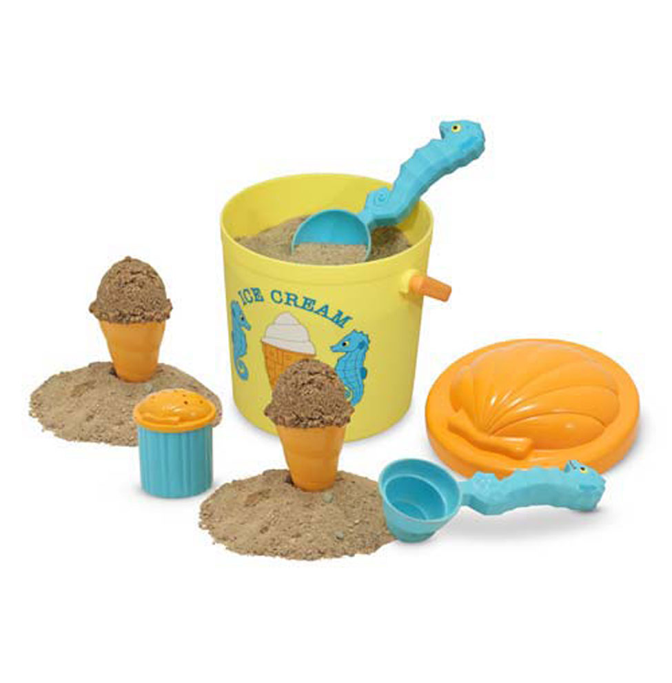 Melissa&Doug Набор для мороженого Sunny Patch - Морской конек