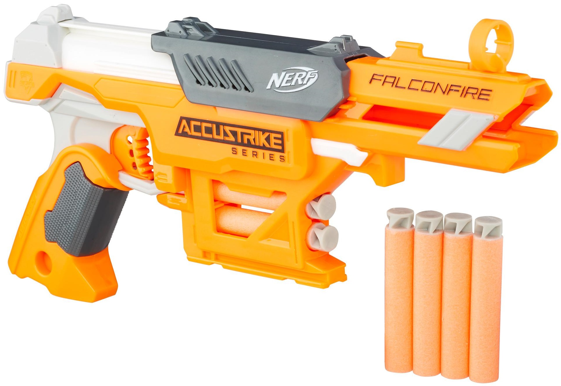 Бластер Nerf AccuStrike: FalconfireБластеры NERF Hasbro<br>Бластер Nerf AccuStrike: Falconfire<br>