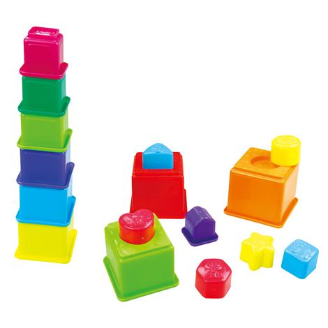 Активный игровой центр - Пирамида-сортерСортеры, пирамидки<br>Активный игровой центр - Пирамида-сортер<br>