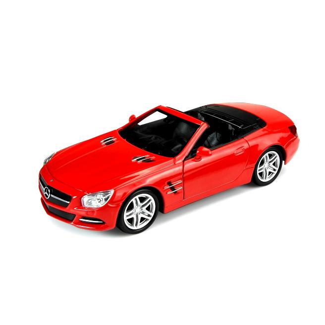 Модель машины Mercedes-Benz SL500, 1:34-39Mercedes<br>Модель машины Mercedes-Benz SL500, 1:34-39<br>