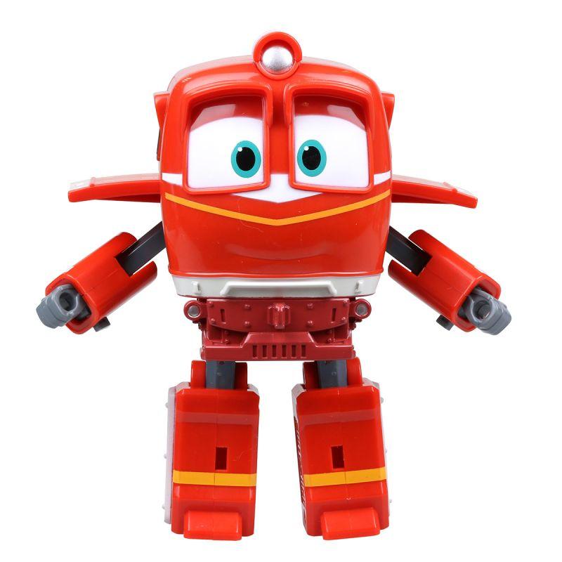 Трансформер Альф 10 см.Роботы-поезда (Robot Trains)<br>Трансформер Альф 10 см.<br>