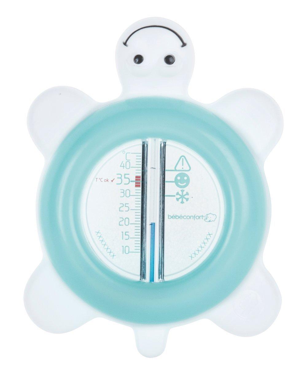Термометр для измерения температуры воды в ванной – Черепашка, голубаяаксессуары для купания<br>Термометр для измерения температуры воды в ванной – Черепашка, голубая<br>