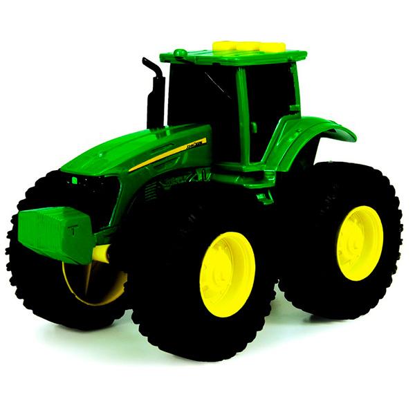Трактор с большими колесами, свет и звукИгрушечные тракторы<br>Трактор с большими колесами, свет и звук<br>