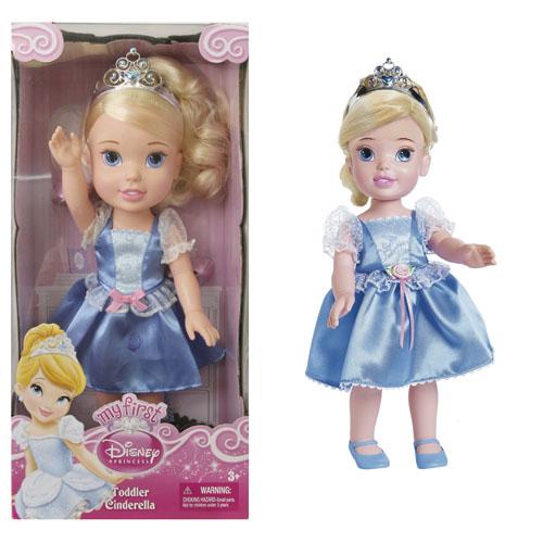 Кукла-малышка серии Принцессы Дисней, Disney PrincessКуклы Disney: Ариэль, Золушка, Белоснежка, Рапунцель<br>Кукла-малышка серии Принцессы Дисней, Disney Princess<br>