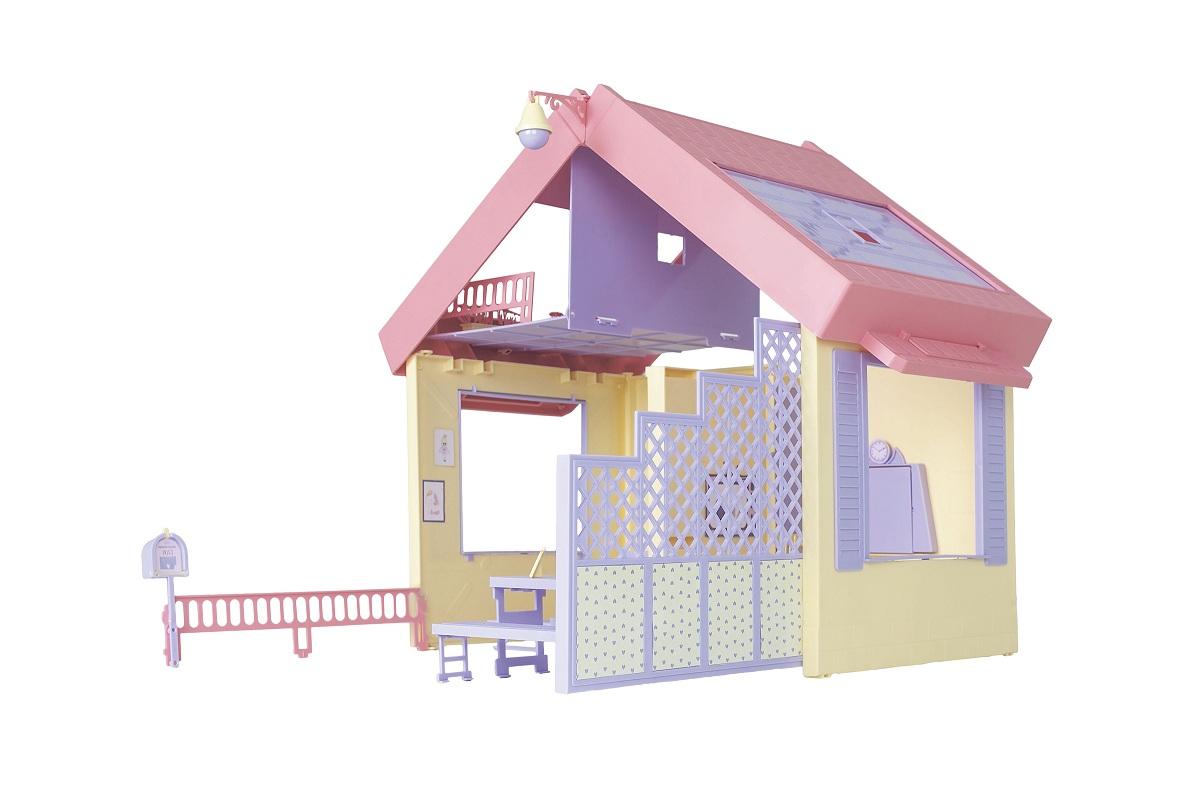 Купить Дом складной - Маленькая принцесса, Огонек