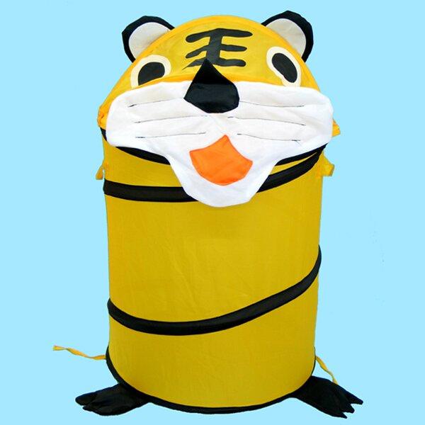Купить Корзина для детских игрушек. Тигр, Shantou