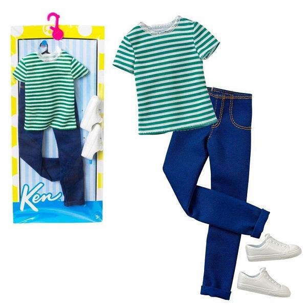 Купить Наряды для Кена из серии Barbie, Mattel