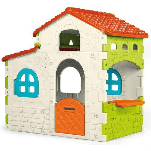 Игровой дом Feber Sweet HouseПластиковые домики для дачи<br>Игровой дом Feber Sweet House<br>