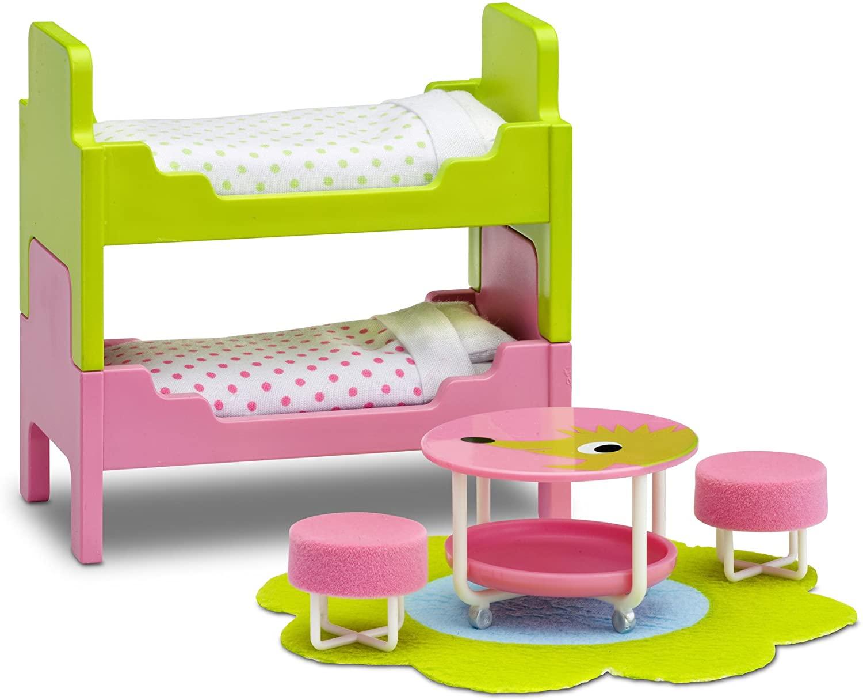 Мебель для домика Смоланд - Детская с 2 кроватями фото