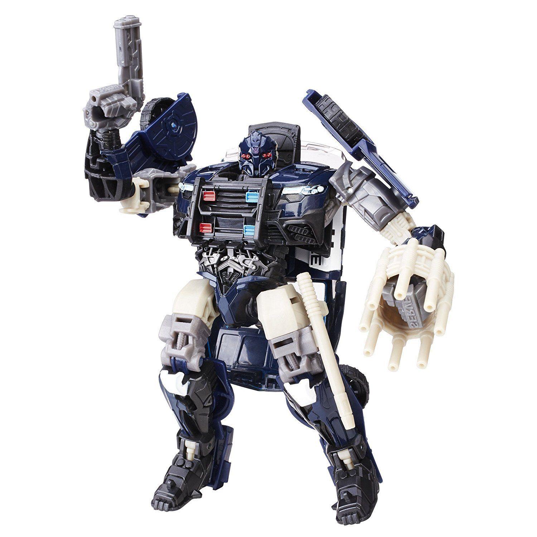 Трансформер из серии Трансформеры 5: Делюкс - Десептикон Баррикейд Barricade