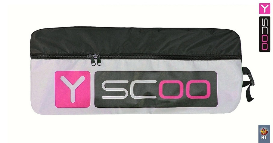 Сумка-чехол для самоката Y-Scoo 180 цвет - розовый фото