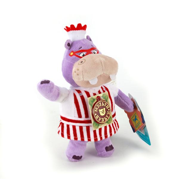 Мягкая игрушка из мультфильма «Disney Доктор Плюшева» - Хейли, озвученнаяГоворящие игрушки<br>Мягкая игрушка из мультфильма «Disney Доктор Плюшева» - Хейли, озвученная<br>