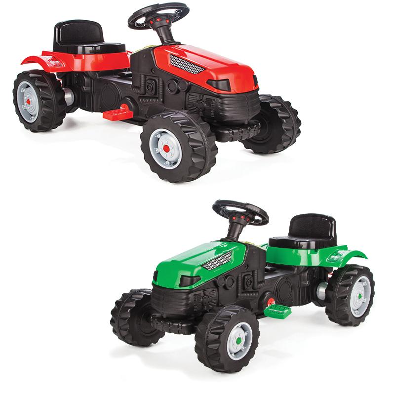Педальная машина  Tractor - Педальные машины и трактора, артикул: 160618