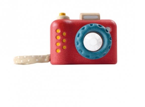 Купить Моя первая камера, Plan Toys